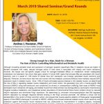 Shared DORI Seminar/Grand Rounds: Tue., March 12, 2019,   Andrea L Hevener, PhD